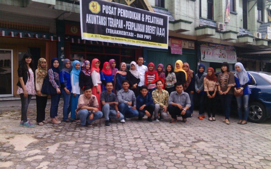 Galleri Pelatihan 1, Brevet Pajak Universal Skill di Pekanbaru